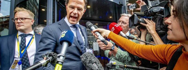EU-Sondergipfel - Foto: Robinutrecht/ANP/dpa