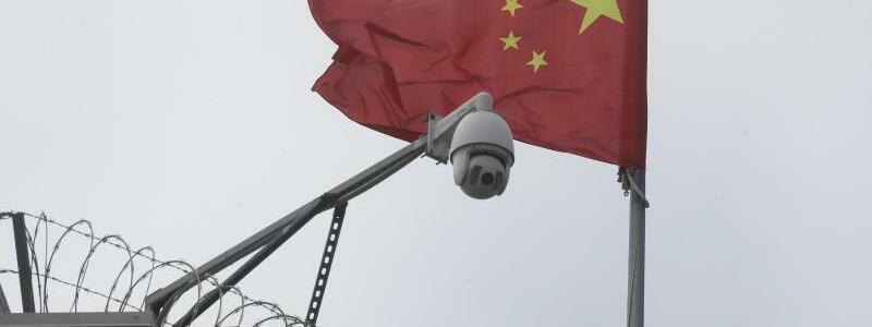 China räumt Konsulat - Foto: Jeff Chiu/AP/dpa