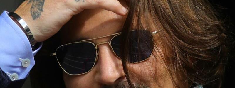 Johnny Depp - Foto: Aaron Chown/PA Wire/dpa