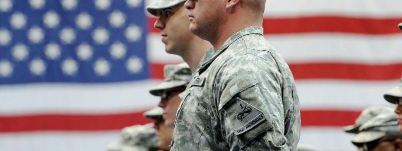 US-Soldaten - Foto: Frank May/dpa