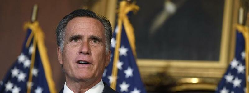 Mitt Romney - Foto: Susan Walsh/AP/dpa