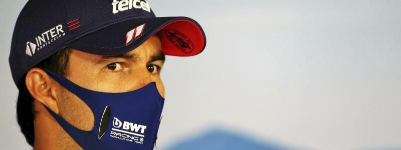 Sergio Perez - Foto: Uncredited/POOL FIA/AP/dpa