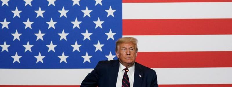 Donald Trump - Foto: Evan Vucci/AP/dpa