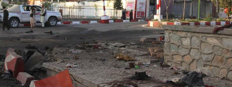 Tote bei Bombenexplosion in Afghanistan - Foto: Ahmadi/XinHua/dpa