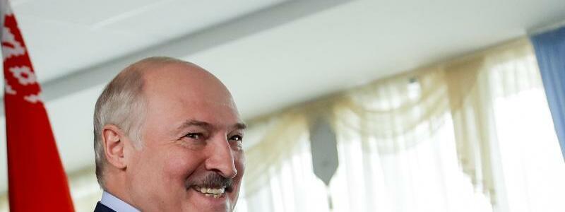 Alexander Lukaschenko - Foto: Sergei Grits/AP/dpa