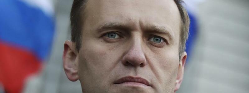 Alexej Nawalny - Foto: Pavel Golovkin/AP/dpa