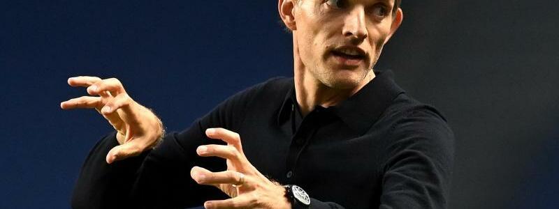 PSG-Coach - Foto: Michael Regan/Getty Images via UEFA/dpa