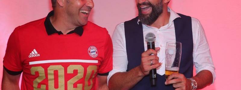 Triple-Baumeister - Foto: Marco Donato/FC Bayern M?nchen AG/dpa