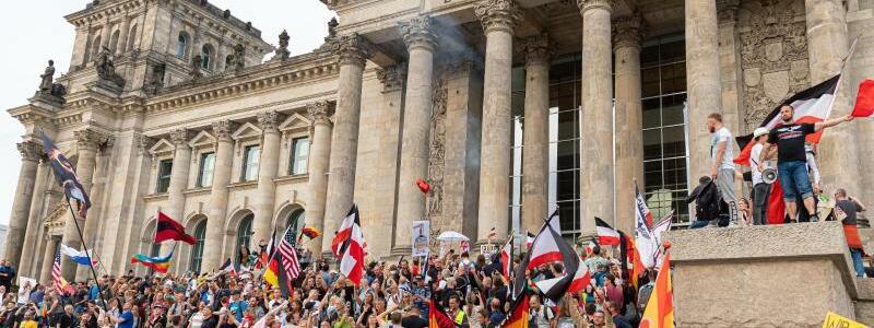 Reichstagsgeb?ude - Foto: Achille Abboud/NurPhoto/dpa
