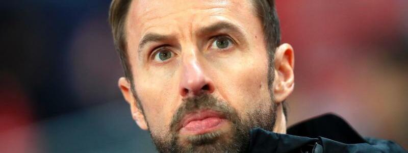 England-Trainer Gareth Southgate - Foto: Mike Egerton/PA Wire/dpa/Archivbild