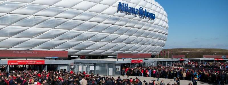 Allianz Arena - Foto: Sven Hoppe/dpa