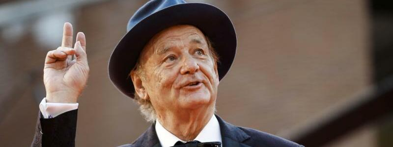 Bill Murray - Foto: Domenico Stinellis/AP/dpa