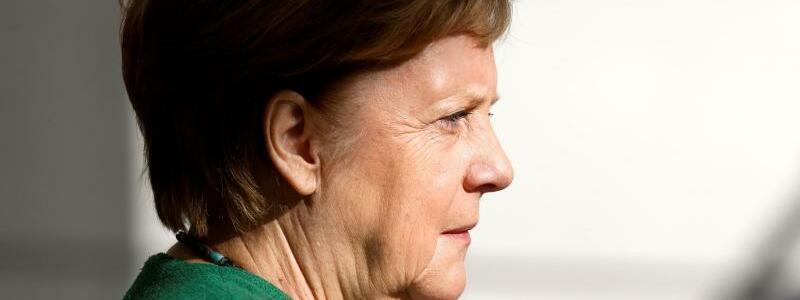 Angela Merkel - Foto: Odd Andersen/AFP Pool/dpa