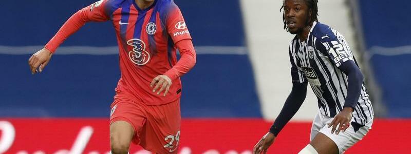 West Bromwich Albion - FC Chelsea - Foto: Darren Staples/CSM via ZUMA Wire/dpa