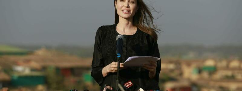 Angelina Jolie - Foto: Uncredited/AP/dpa