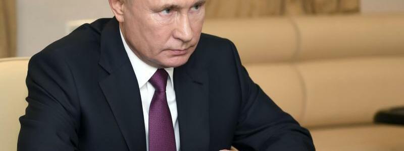 Wladimir Putin - Foto: Alexei Nikolsky/Pool Sputnik Kremlin/AP/dpa