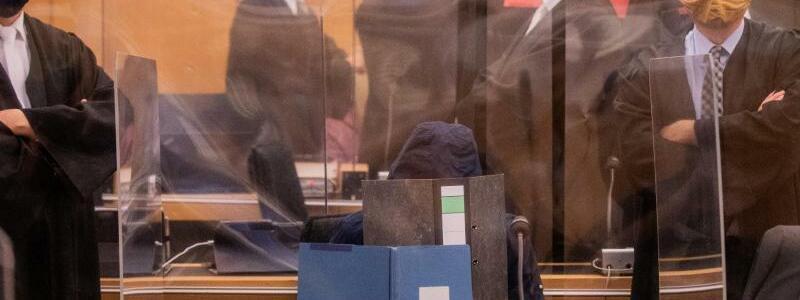 Beginn Prozess im Missbrauchsfall M?nster - Foto: Rolf Vennenbernd/dpa-Pool/dpa