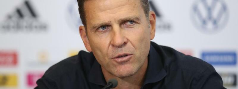 Oliver Bierhoff - Foto: Alex Grimm/Getty Images Europe/DFB/dpa