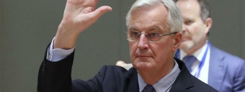 Michel Barnier - Foto: Yves Herman/Reuters Pool/dpa