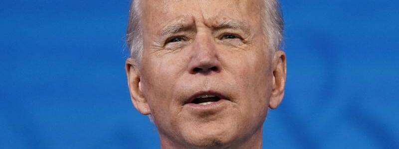 Gew?hlter US-Pr?sident Biden - Foto: Patrick Semansky/AP/dpa