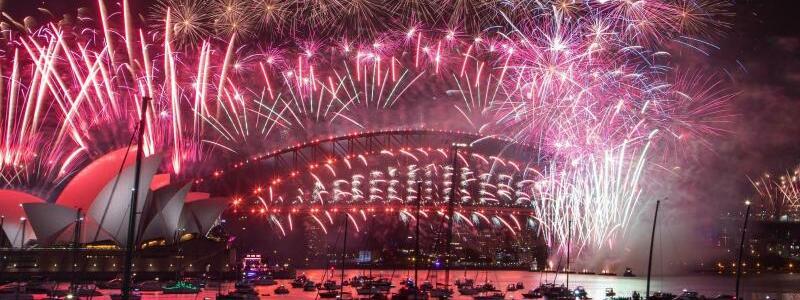 Silvester - Sydney - Foto: Mark Baker/AP/dpa