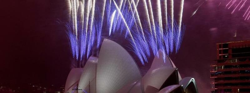Silvester - Sydney - Foto: Dan Himbrechts/AAP/dpa