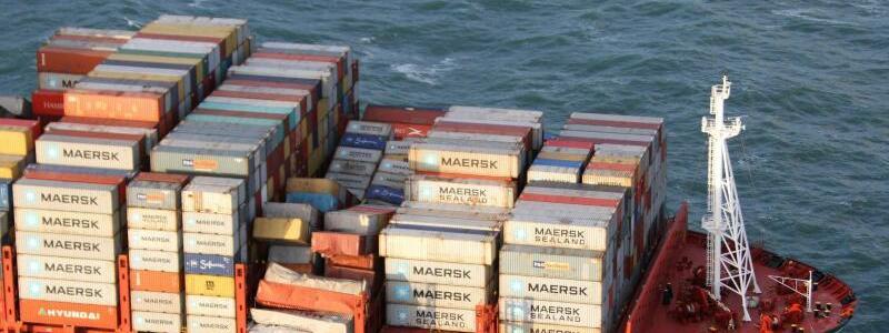 Zwei Jahre nach der Havarie der ?MSC Zoe? - Foto: Nlcg-Phcgn/Netherlands Coast Guard/dpa