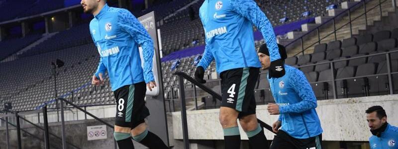 Schalke 04 - Foto: Annegret Hilse/Pool via REUTERS/dpa