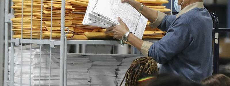 Stichwahlen in Georgia - Foto: Curtis Compton/Atlanta Journal-Constit