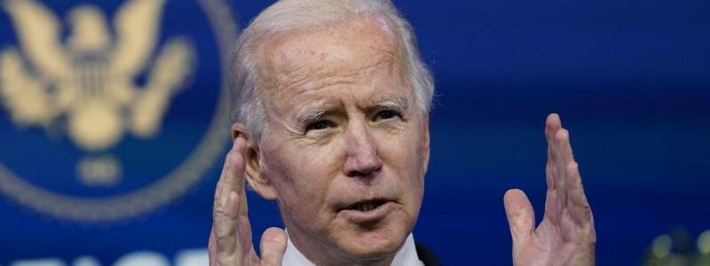 Joe Biden - Foto: Susan Walsh/AP/dpa