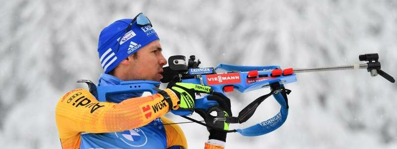 Biathlon-Weltcup - Foto: Martin Schutt/dpa-Zentralbild/dpa