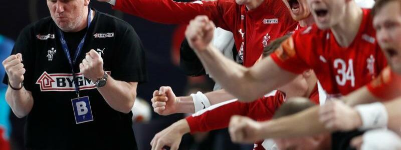 Weltmeister - Foto: Petr David Josek/AP/dpa