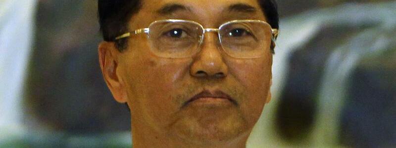 Myint Swe - Foto: Aung Shine Oo/AP/dpa