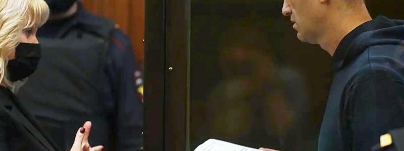 Gericht entscheidet ?ber Nawalny - Foto: Moscow City Court Press Office/TASS/dpa