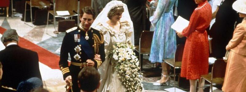 Charles & Diana - Foto: dpa