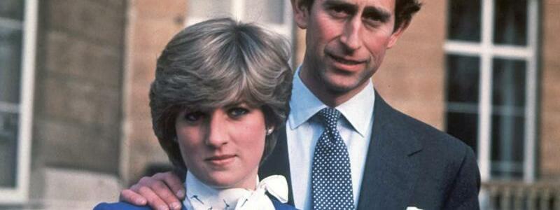 Charles & Diana - Foto: Str/EPA FILE/dpa