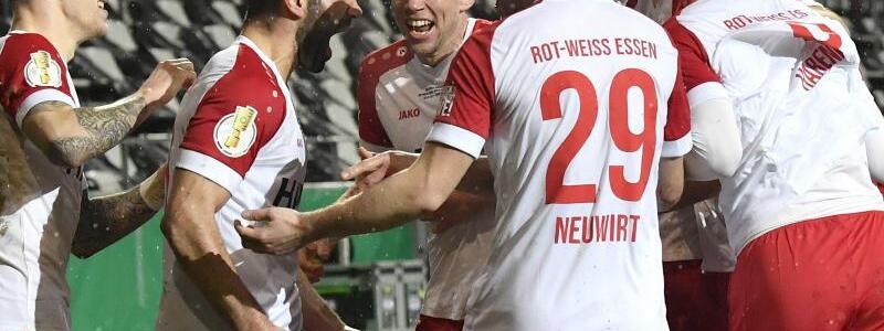 Rot-Weiss Essen - Bayer Leverkusen - Foto: Martin Meissner/AP POOL/dpa