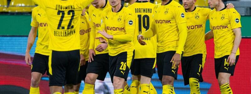 Borussia Dortmund - SC Paderborn 07 - Foto: Guido Kirchner/dpa-Pool/dpa