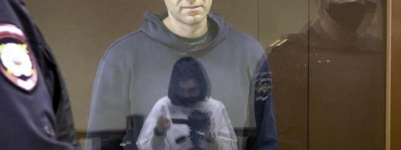 Alexej Nawalny - Foto: Uncredited/Babuskinsky District Court/AP/dpa
