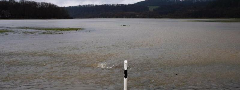Hochwasser in Oberfranken - Foto: Nicolas Armer/dpa