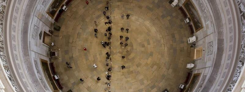 US-Senat - Foto: Win Mcnamee/Pool Getty Images North America/AP/dpa