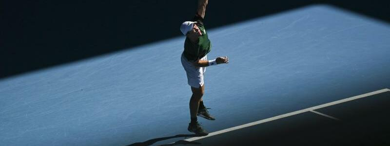 Dominik Koepfer - Foto: Dean Lewins/AAP/dpa