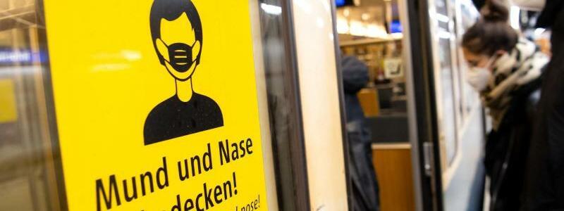 FFP2-Maskenpflicht - Foto: Sven Hoppe/dpa