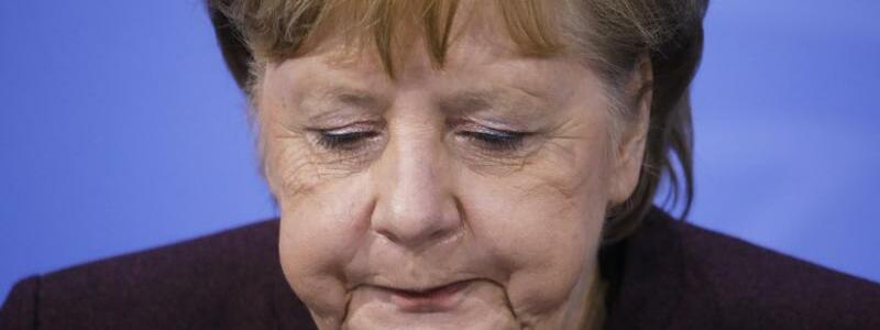 Angela Merkel - Foto: Markus Schreiber/AP/dpa