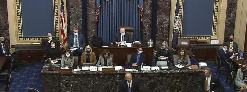 David Schoen - Foto: Uncredited/Senate Television/AP/dpa