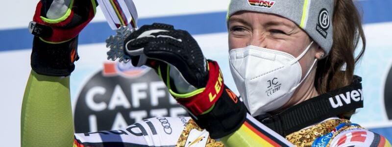 WM-Zweite - Foto: Jean-Christophe Bott/KEYSTONE/dpa