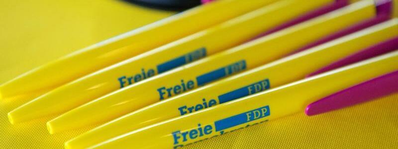 Die Freidemokraten verzeichneten 0,7 Prozent mehr Mitglieder - Foto: Marijan Murat/dpa/Symbolbild/Archiv