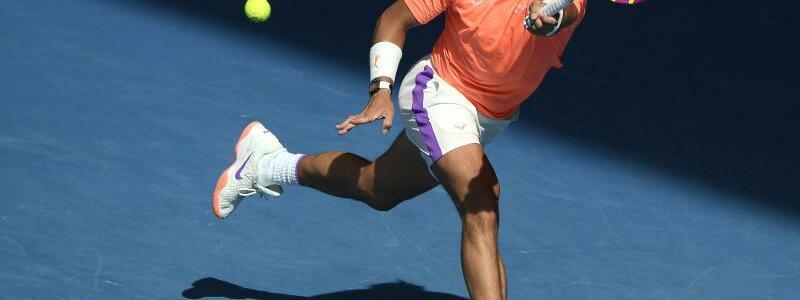 Rafael Nadal - Foto: Andy Brownbill/AP/dpa