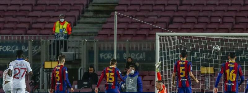 FC Barcelona - Paris Saint-Germain - Foto: Joan Monfort/AP/dpa