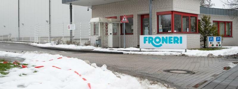 Corona-Ausbruch in Osnabr?cker Eisfabrik - Foto: Friso Gentsch/dpa